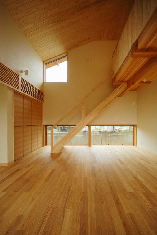 洋室 階段
