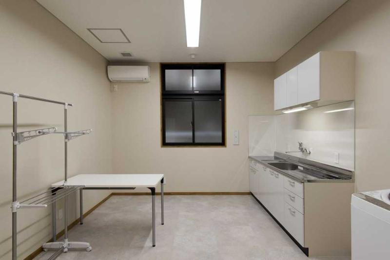 キッチン 洗濯室
