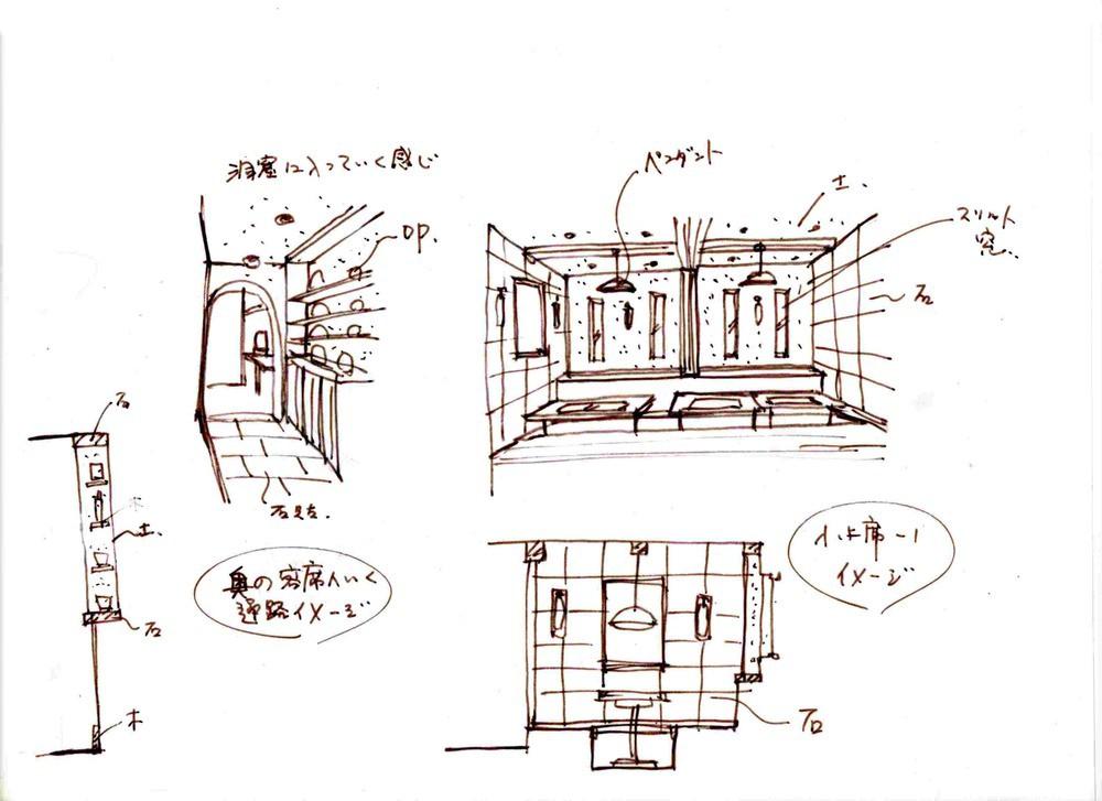 ねごと卵奈良店 提案図2
