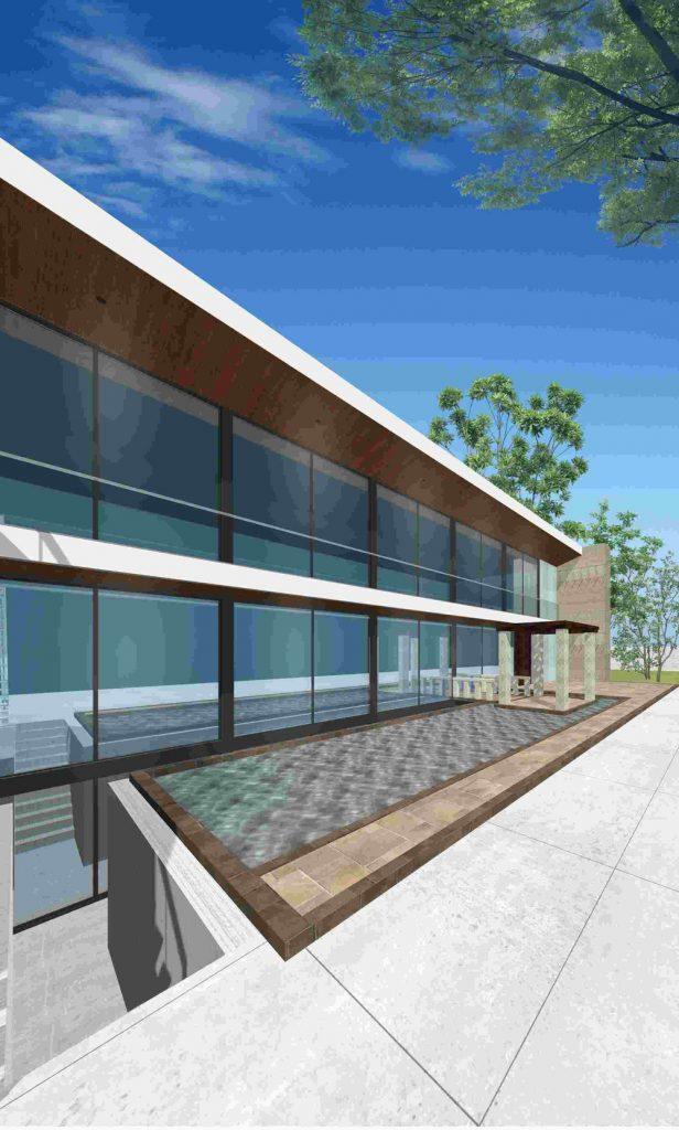 大平台二世帯住宅