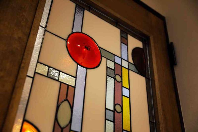 ステンドグラス窓